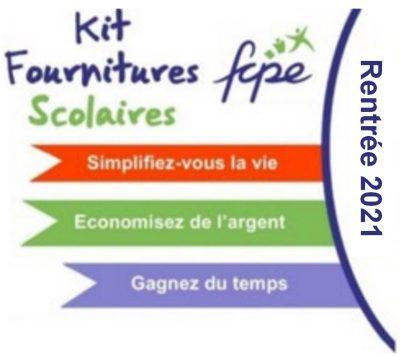 Kit fournitures FCPE